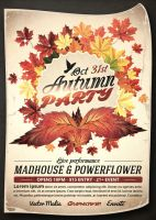 Autumn Party - Flyer by VectorMediaGR