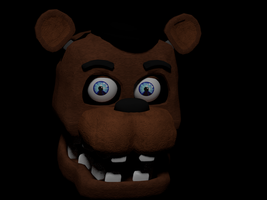 Withered Freddy Head! by Mistberg