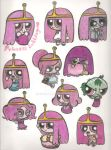 Princess Bubblegum ppg by Xcoqui