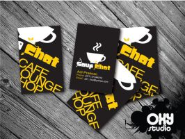 business card sample 01 by OXYstudio