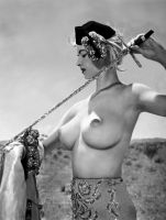 Bull Fighter, Early 1960's by NJDVINTAGE