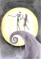 Jack and Sally by Leeuwtje