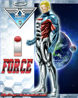 I-Force of ANGEL Corps by ruga-rell