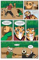 Kung Fu Panda: The New Five page 3 by bico-kun