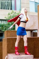 I'll Spread my Wings and Fly Away by KALCosplay