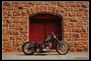 Triumph by HotRodJen