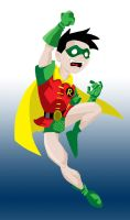 Boy Wonder '67 by memorypalace