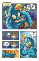 No Zone Archives Issue 1 pg04 by Chauvels