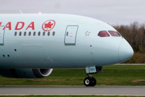 Air Canada 7878 close up by tdogg115
