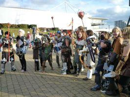 Dragon Age group by SoniaCarreras