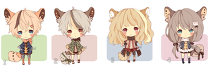 [CLOSED] ADOPT AUTION 2 by Minn-Adoptables