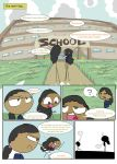 School Days First Class Episode 1 PAGE 02 by SapsDrow
