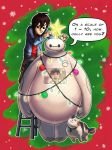 Big Jolly Baymax by FooRay