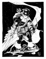 Taskmaster by alessandromicelli