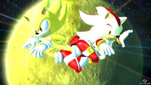 "Sonic Generations : SA2 Replay "" Super Mode : by CadeTheHedgehog"