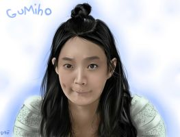 Gumiho by deAtHwiSH90