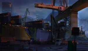 port by sheer-madness