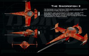 Swordfish II ortho by unusualsuspex
