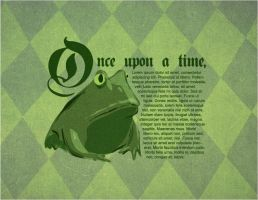 Once Upon a Time Frog by Trivia-Master