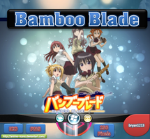 Bamboo Blade ICO & PNG by bryan1213