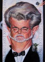 George Lucas: OXI by katzai