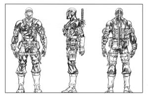 Snake Eyes Turnaround by RobertAtkins