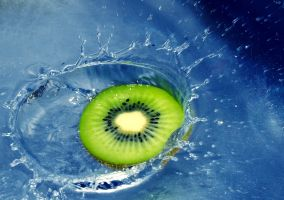 kiwifruit by mczr