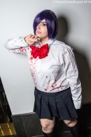 Anime Boston 2016 - Tokyo Ghoul 1 by VideoGameStupid