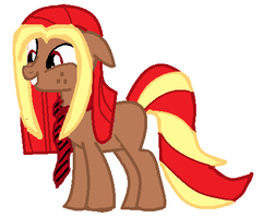 Custom Pony For - Crazyperson555 by iPandacakes