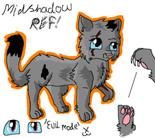 Midshadow Mini Ref by MiddyLPS