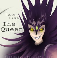 Long Live The Queen by WolfsKnight