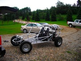 Dune Buggy Fun-Video attached by xTeknoWolfx
