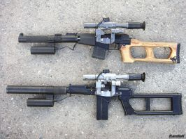 VSS_VSK-94 sniper rifles 8 by Garr1971