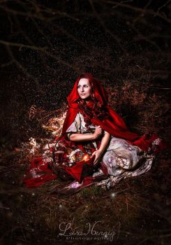 Little Red Riding Hood 2 by Amapolchen