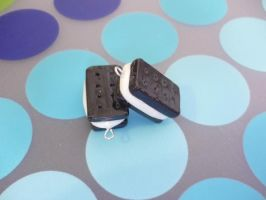 Icecream Sandwich Charms by Kuppiecake