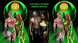 Jacquee Fuller And Live Well Fitness Team By Ulics by zenx007