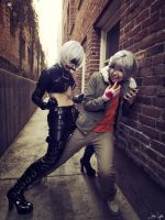 Togainu No Chi Shoot (Dog Hump) by SNTP