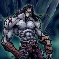 Darksiders Death by edcomics