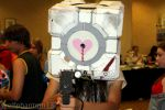 Companion Cube by WhoeMelk13