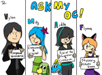 Ask My Oc [Open] by twinscover