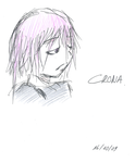 Quick sketch : Crona by the-inane