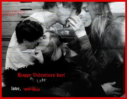 Happy LATE Valentines day by FallenAngelInThorns