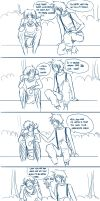 Dissidia: Ungrateful Pt.2 by SchizoCheese