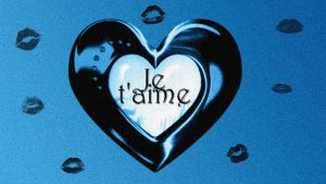 JE T' AIME by DragonsChest