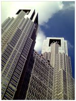 Towering Beauty by Revilis