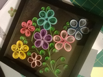 Quilling Flowers by Jenni1361
