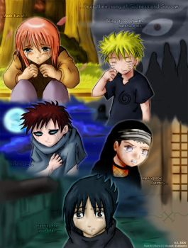 cryin naruto kids... by EternalEnd