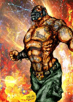 Bane is AWESOME by SaintYak