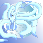 Ninetails by Acer0