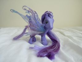 custom mlp plum henna fairy by thebluemaiden